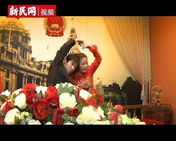 杨浦 | 首推沪语颁结婚证 记牢上海味道