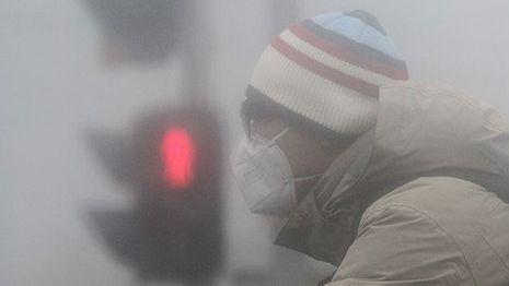 北京2013年58个重污染天 平均每周1次