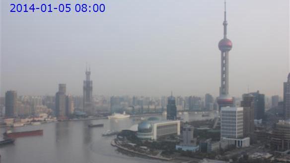 申城今空气优良 下周迎最冷时节