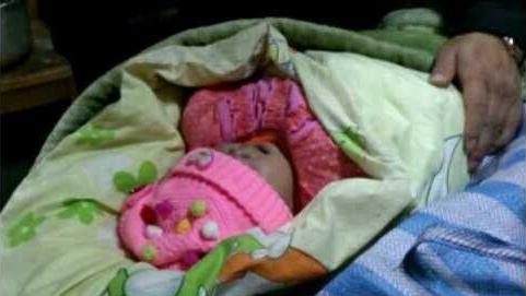 徐汇|患病女婴被弃衡山路地铁站附近