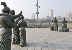 中国 宁波 城市雕塑设计赛将举行 市民畅谈城市雕塑