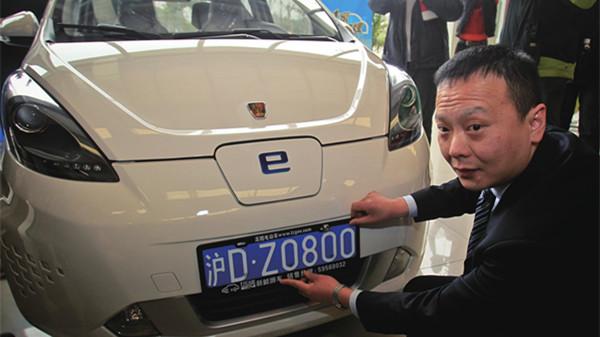 沪公交邮政环卫等领域将推广纯电动车