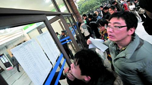 报考上海考研人数创新高 防作弊更严格