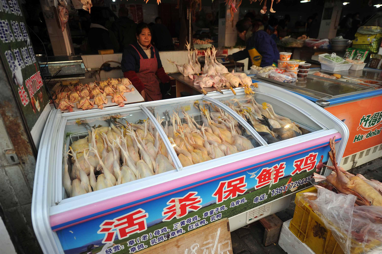 微言博议:专家称冷鲜鸡口感营养更好,你怎么看?