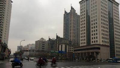 雨水渐停转阴天 沪下周中期晴好天回归