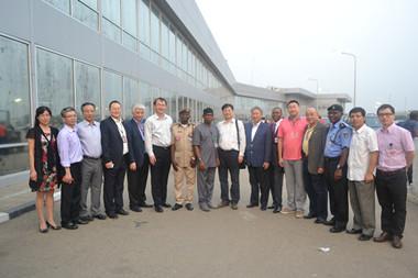 拉各斯机场_尼日利亚外交部驻拉各斯机场礼宾处,机场移民,警察局负责人,及西非暨