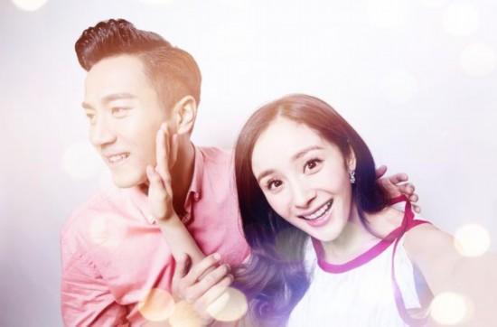 杨幂公布怀孕预产期七月 刘恺威 开心得想跳河