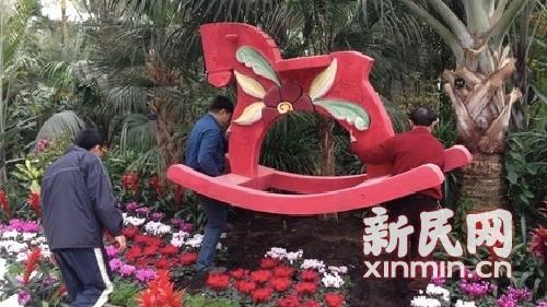 2014上海茶花展28日举行 近90个品种亮相植物园