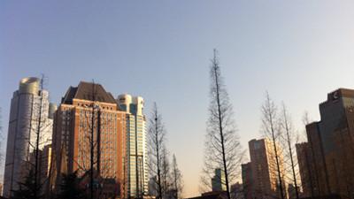 申城未来5天气温先降后升 今早最低0℃