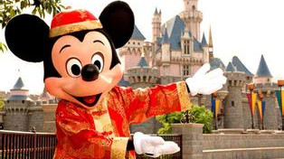 上海迪士尼度假区2015年年底开园