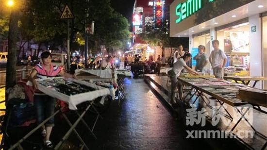 """上海将打造沪版""""士林夜市"""" 夏秋起试点"""