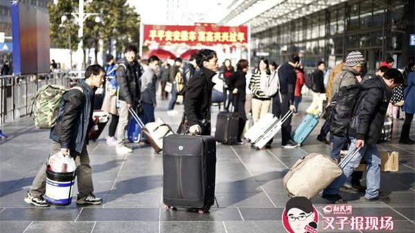 """上海铁路部门增开11趟""""临临客"""" 有余票"""