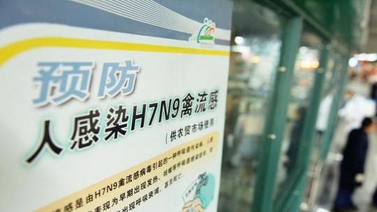 浙再增7人感染H7N9 总44例全国最多