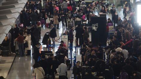 滞留浦东机场行李 今日已全部运送完毕