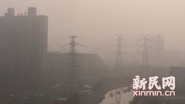除夕遇大雾 上海两机场50个航班延误