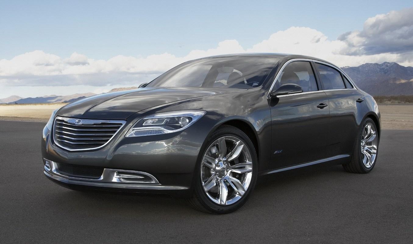 克莱斯勒底特律工厂停产30天 备产新车 高清图片