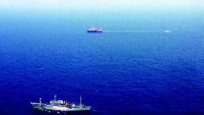 一中国渔船在东海发生火灾 致6死2伤
