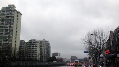沪初雪未至属10年最晚 明迎局部雨夹雪