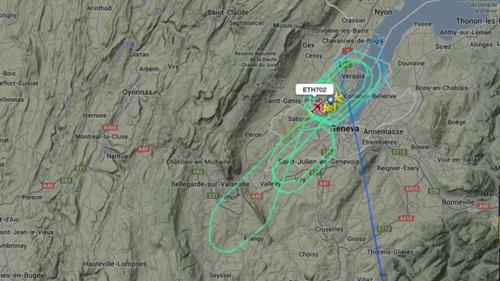 埃塞俄比亚航班劫机者被捕 系副驾驶员