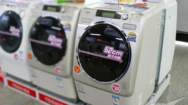 日本东芝召回问题洗衣机 再度忽略中国