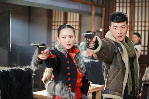罗晋 宁静/搜狐娱乐讯过去的2013年,罗晋接连几部大戏《X女特工》、《...