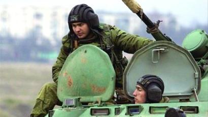 普京请求出兵乌克兰获批 奥巴马发警告