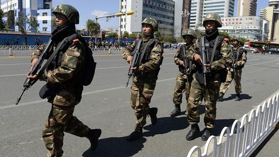 上海全面加强反恐安全保卫工作