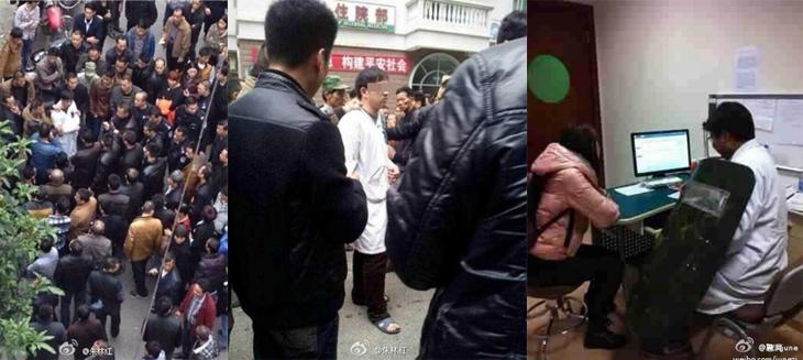【新视焦】广东死者家属押医生游街 医患矛盾如何缓解