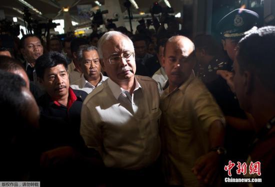 马来西亚总理:尚不能确定是坠机
