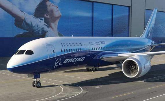 日航波音787客机迫降夏威夷  无伤亡