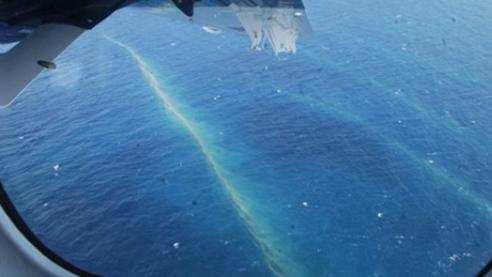香港飞机在越南海域发现大量不明碎片