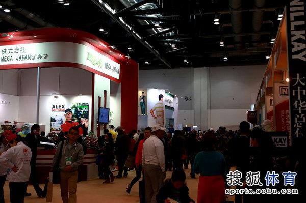 图文:中国国际高博会现场展会吸引众多观众_娱乐