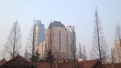 冷空气来袭 申城今日有雨气温猛降12℃