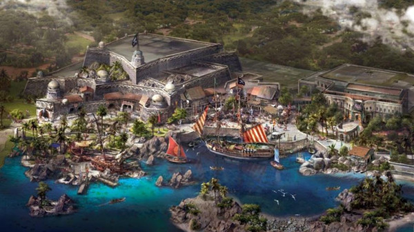 """""""加勒比海盗""""将登陆上海迪士尼"""