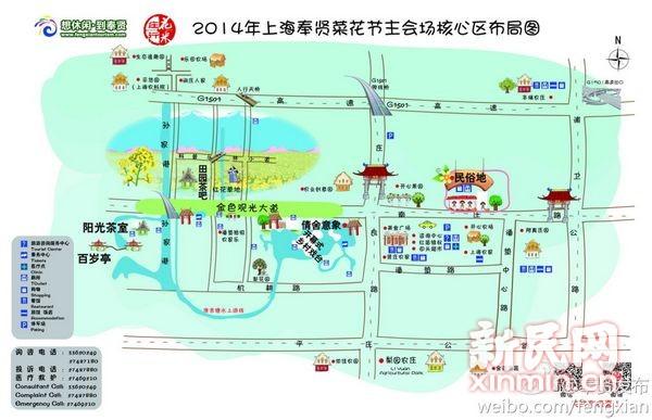奉贤菜花节26日开幕 今年更重游客参与