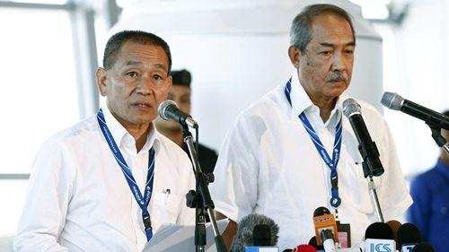 马航称不知道MH370航班事故的原因
