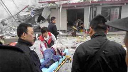 北京通州区一餐馆爆炸已致11人受伤