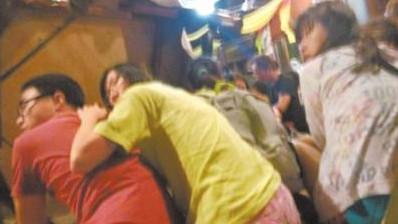 沪一女游客在马来西亚被菲律宾叛军绑架
