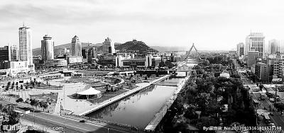 西宁市中心广场.-西宁 精细规划提炼城市新特色图片