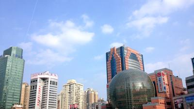 申城清明假期春光好 仅最后一天有小雨
