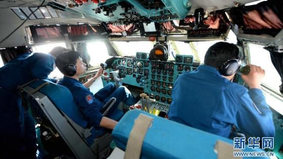 海巡01轮搜听到疑似MH370黑匣子信号