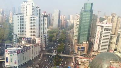 申城今日最高气温25℃ 明后天有阵雨