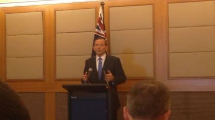 澳总理:搜寻到的信号来自MH370黑匣子
