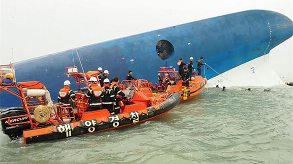 韩沉船已28人遇难 证实有2名中国人