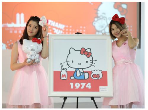 【新福利】Hello Kitty40周年巡展首现上海 Kitty控快来抢票!