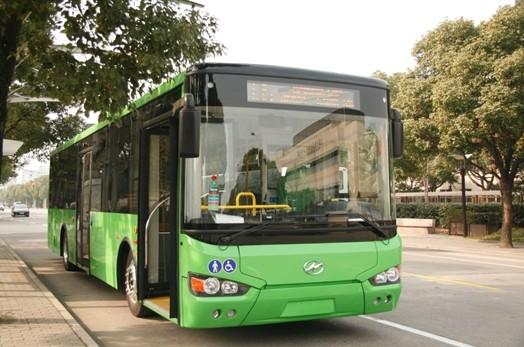 上海超级电容公交车科技成果出口欧洲