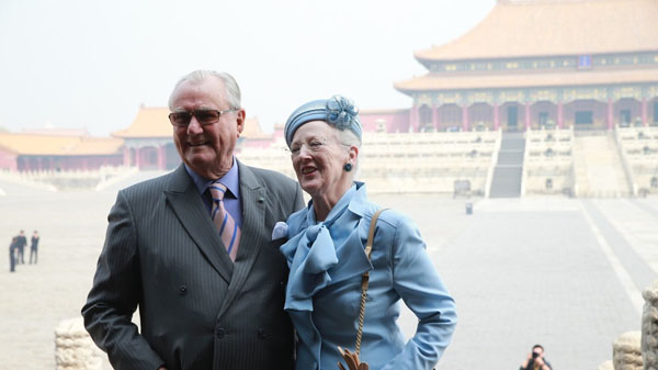 丹麦女王今将参观南京大屠杀纪念馆