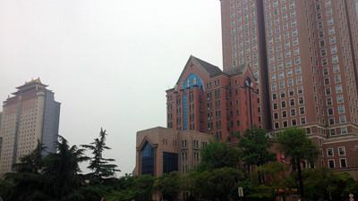 申城五一天气晴好 最高气温可升至27℃
