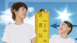 中国青少年身高超日韩 然体质堪忧