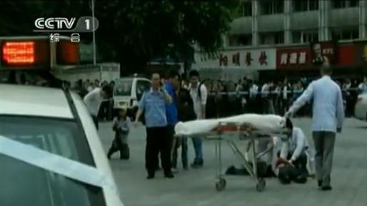 广州火车站被砍6名伤者暂无生命危险